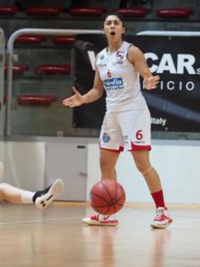Velcofin Vicenza - Basket 2000 San Giorgio Mantova @sportvicentino