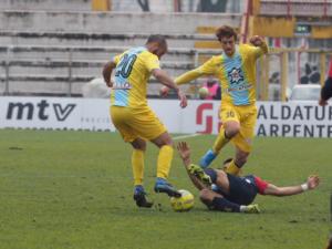 CALCIO - Arzignano-Sambenedettese - @sportvicentino