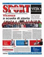 La prima pagina di SPORT in edicola venerdì 26 febbraio