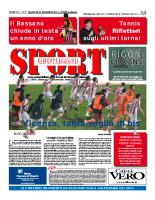 Prima Pagina Sport Quotidiano 23 dicembre 2014