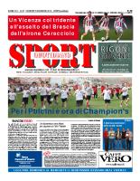 Prima Pagina Sport Quotidiano 5 dicembre 2014
