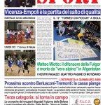 Archivio prime pagine SPORTquotidiano 2011