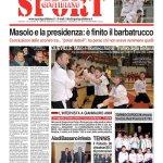 Archivio prime pagine SPORTquotidiano 2013