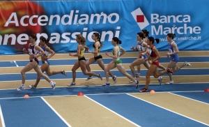 Atletica, tricolori u18 indoor ad Ancona
